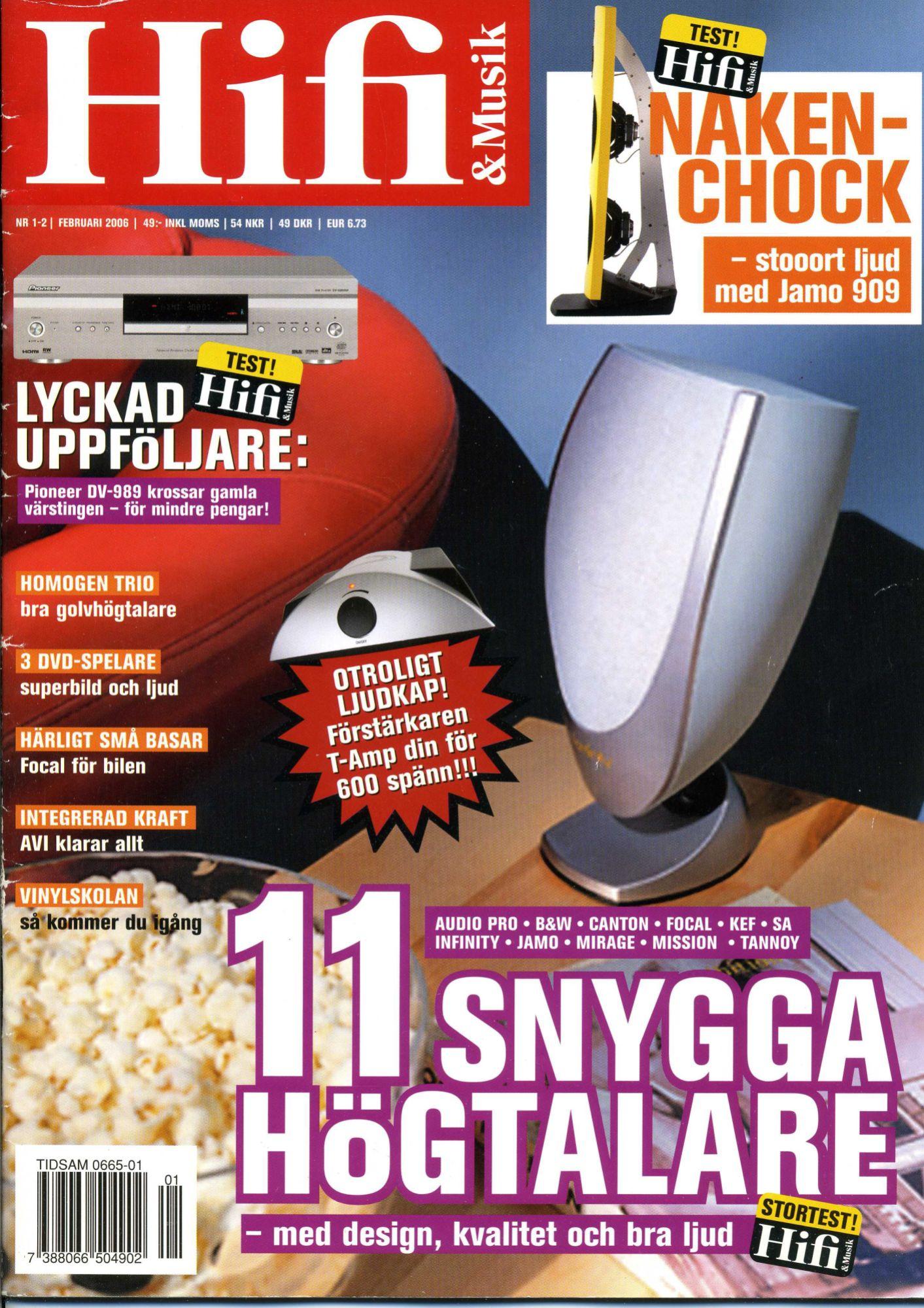 Beställ tidigare nummer! Sonic Magazine